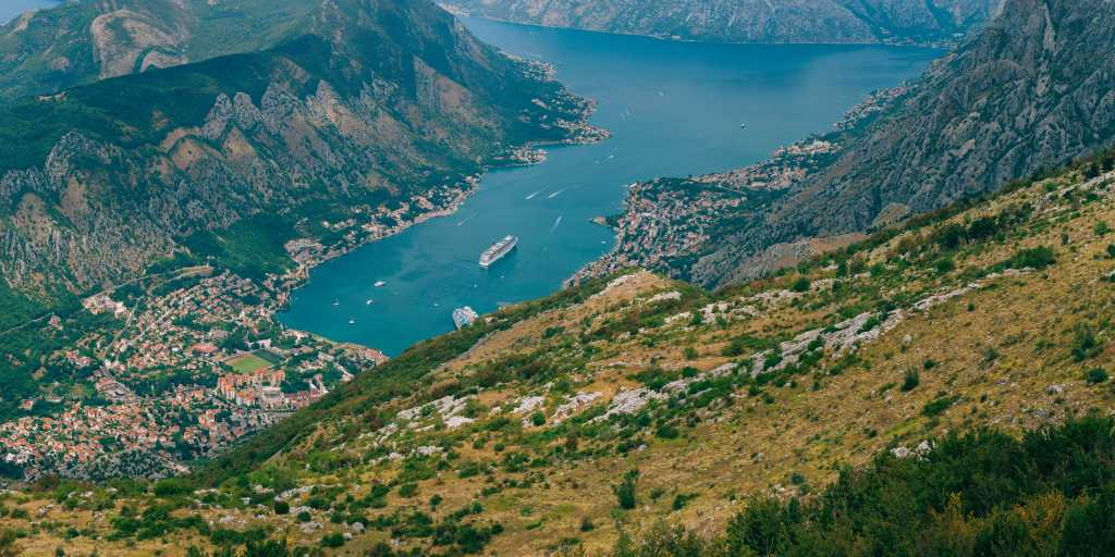 Wandern in Montenegro ab Dubrovnik, Dalmatien