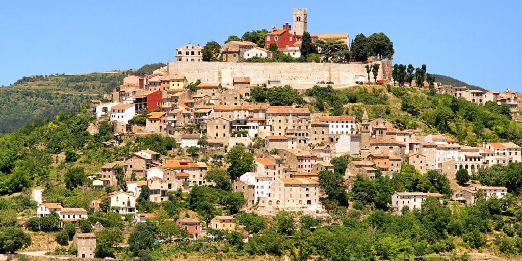 Wandern in Istriens Hinterland