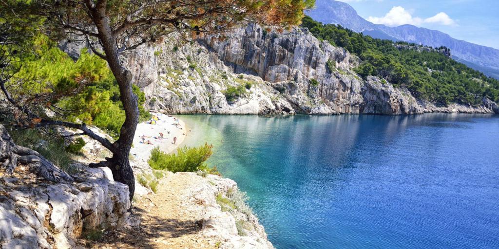 Wandern in Kroatien - Dalmatien - Makarska Riviera & Insel Brac
