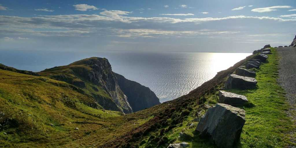 Wandern in Irland - Donegal Way