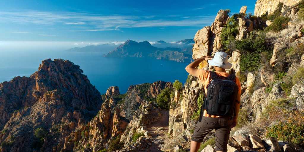 Wandern in Korsika