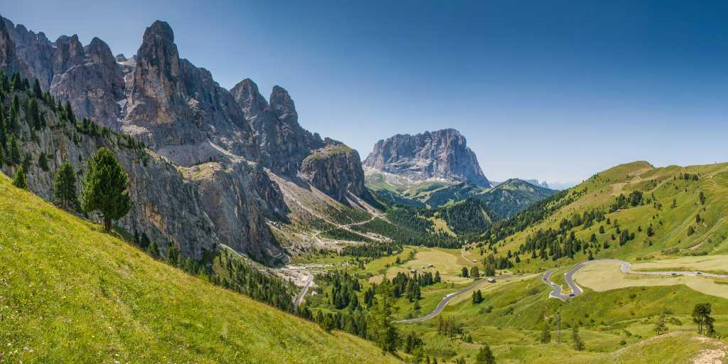 Grödnertal: Geführte Wanderreise in Südtirol für Singles & Alleinreisende