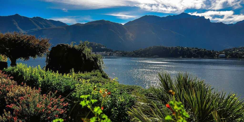 Wandern am Comersee in Italien - Fjord der Alpen