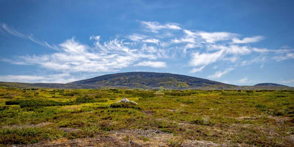 Wandern in Finnisch-Lappland