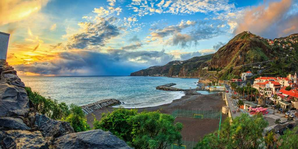 Wandern in Madeira - der Südwesten Funchal - Ponta do Pargo
