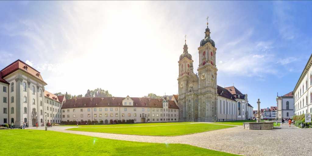 Schweizer Jakobsweg: Individuell wandern auf der Via Jacobi von Rorschach nach Einsiedeln