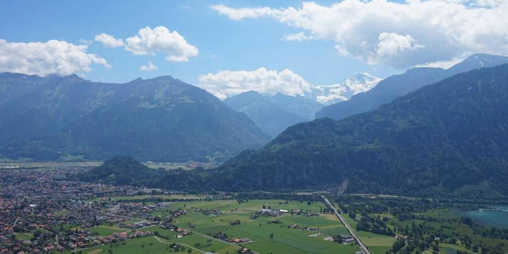 Schweizer Jakobsweg: Individuell wandern auf der Via Jacobi von Einsiedeln nach Interlaken