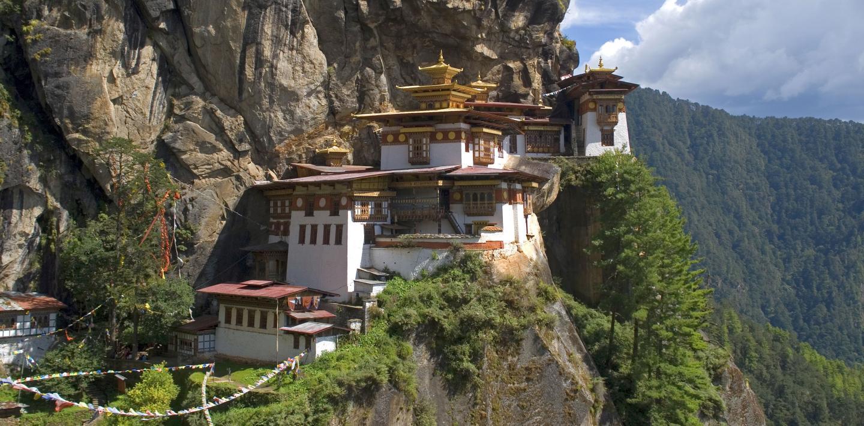 Wandern im Bhutan - zu Fuß im kleinen geheimnisvollen Königreich