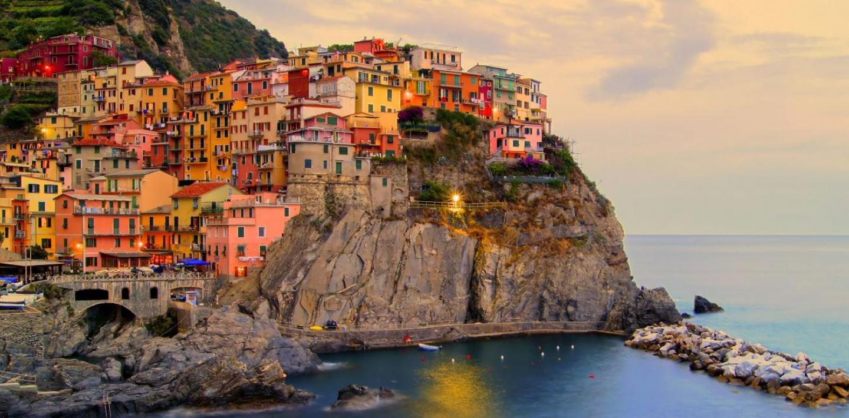 Wandern in der Cinque Terre