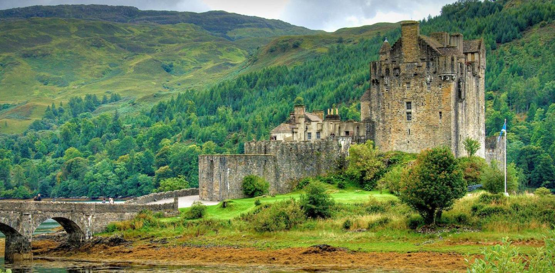 Wandern in Schottland - mysthisches Land