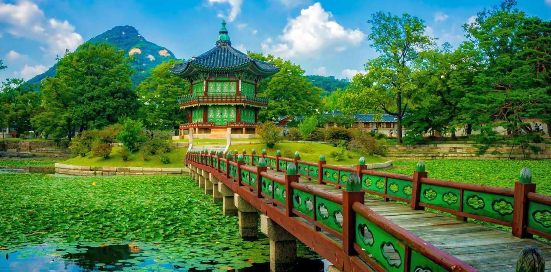 Wandern in Südkorea - die Halbinsel in Asisien entdecken.