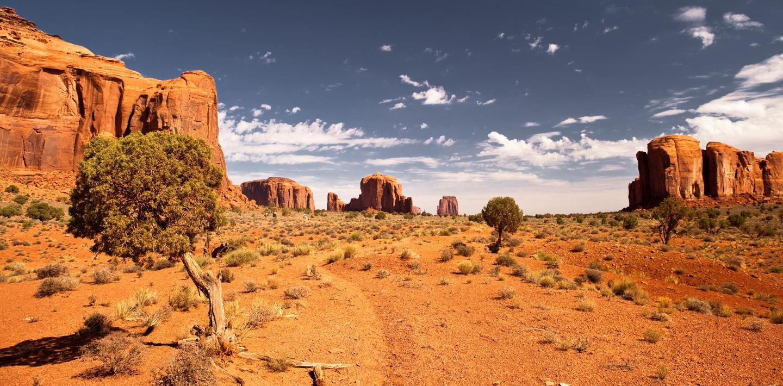 Wandern in den USA - Zu Fuß im Land der unbegrenzten Möglichkeiten