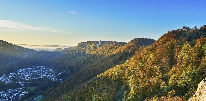 Wandern in Lichtenstein - klein und fein - versteckt in den Alpen