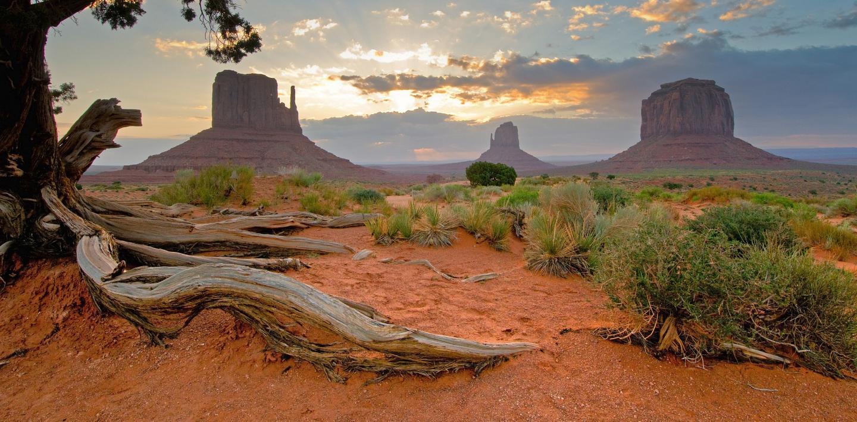 Wandern in Amerika - den Doppelkontinent zu Fuß entdecken