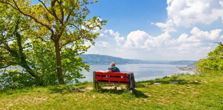 Wandern am Bodensee - drei Länder erwandern