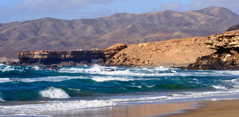 Wandern auf Fuerteventura - kontrastreiche Naturräume aktiv erkunden