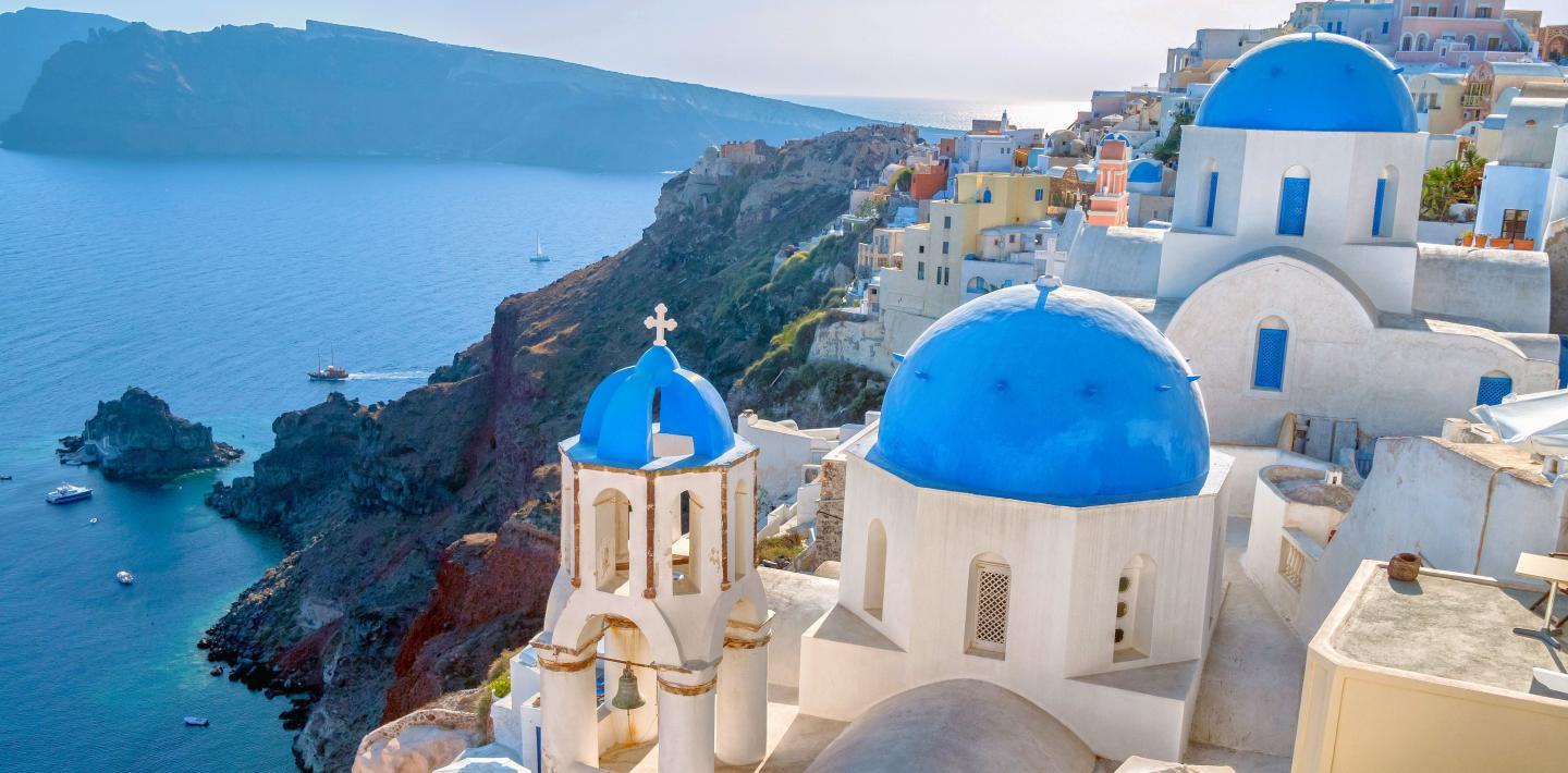 Wandern auf den Griechischen Inseln - eine Vielzahl von Inseln entdecken