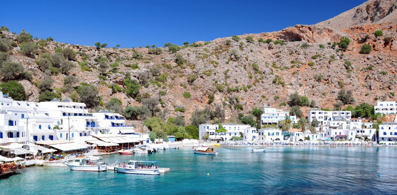 Wandern auf Kreta - die größte griechische Insel entdecken