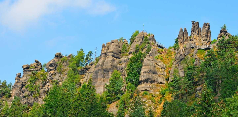 Wandern in der Oberlausitz - Wanderurlaub individuell oder als Gruppenwanderung