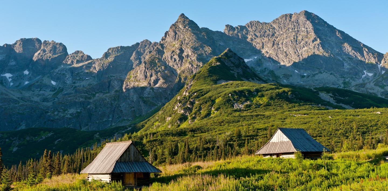 Wandern in Polen - als Aktivurlauber 9.000 markierte Wanderwege entdecken