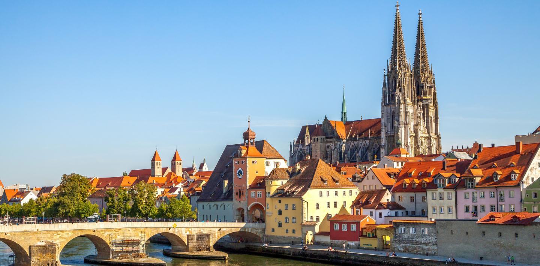 Regensburg Wandern