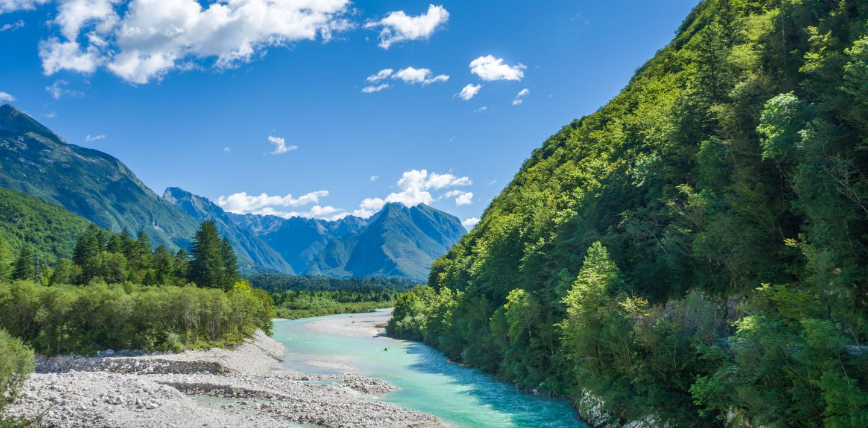 Wandern auf dem Alpe Adria Trail