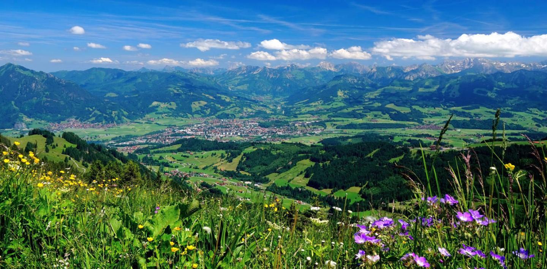 Wandern im Oberallgäu