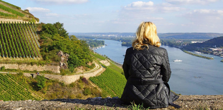 Wandern auf dem Rheinsteig: Rüdesheim nach Koblenz