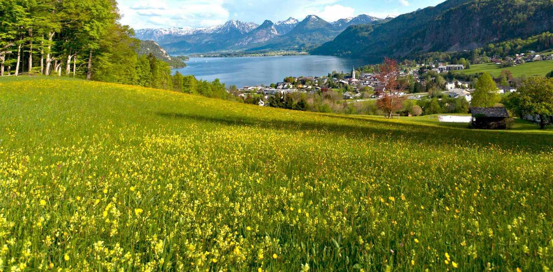 Familie Aktiv - Wandern im Trumer Seenland in Österreich
