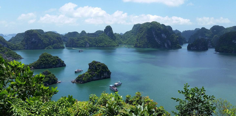 Wandern: Vietnam mit allen Sinnen erleben