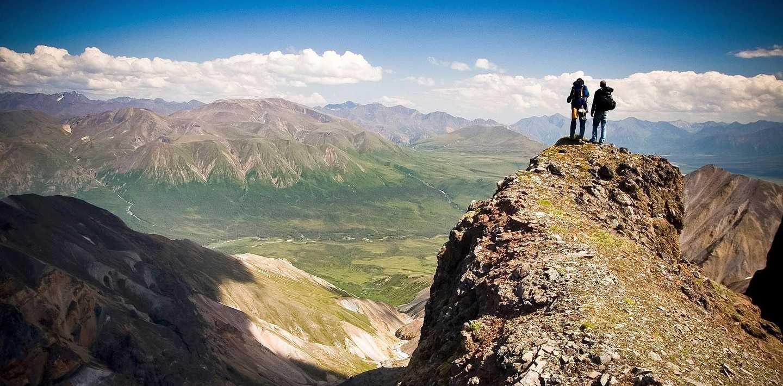 Wandern in Alaska - Bären, Gletscher und Natur pur