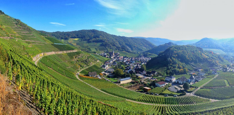Idylle im Ahrtal – Rotweinwanderweg und Ahrsteig