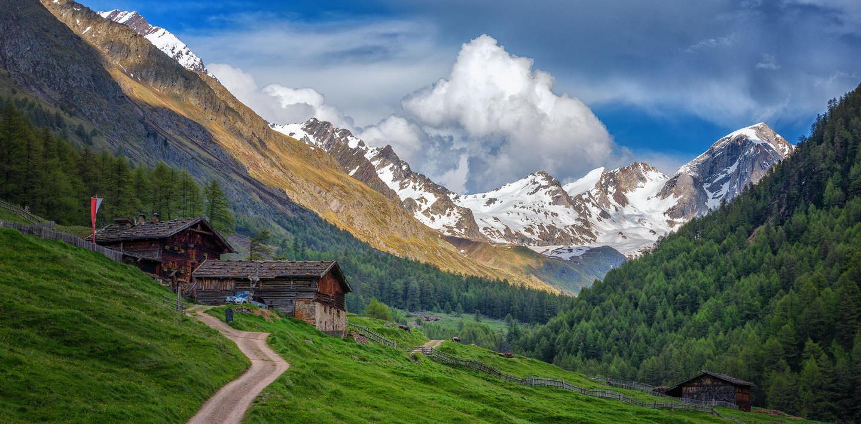Wandern im Vinschgau – ein Wandergebiet für Genießer