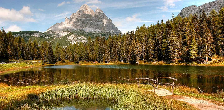 Wandern in Südtirol: Im Angesicht der Dolomiten