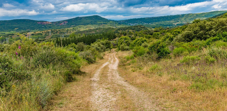Pilgerwandern auf dem Camino Francés von Burgos nach Leon