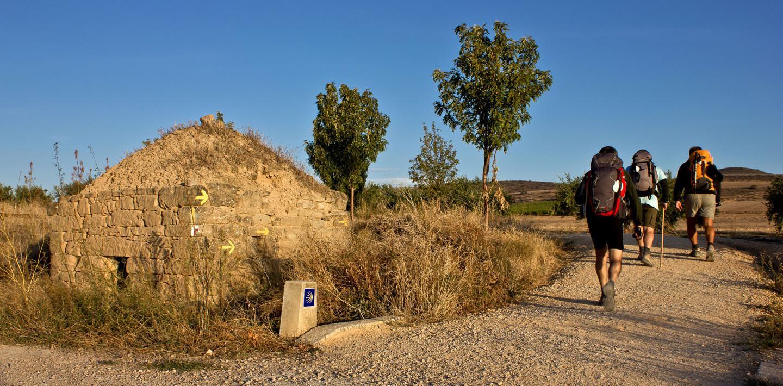 Pilgerwandern auf dem Camino Francés von St-Jean-Pied-de-Port nach Logrono