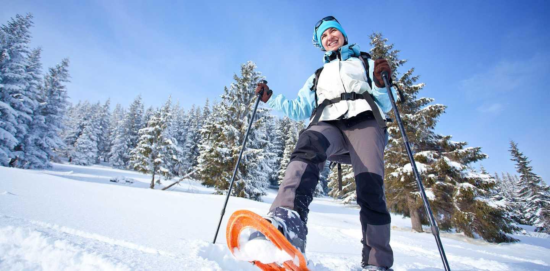 Ammergauer Alpen: Geführte Wanderung durch die Winterwelt