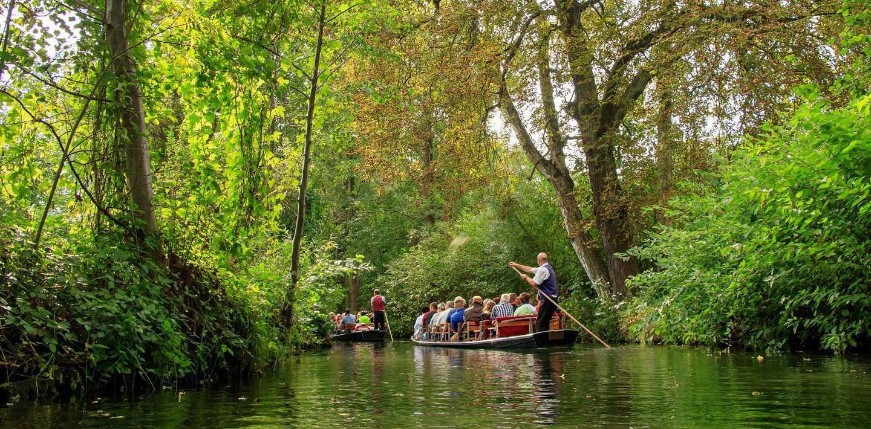 Wandern im Spreewald – Paradies zwischen Gurken, Kähnen und Kanälen