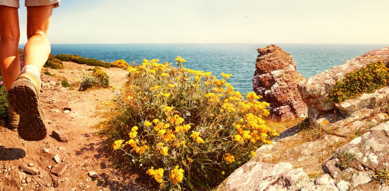 Wandern in Frankreich: Geführte Wanderung an den Traumküsten der Bretagne