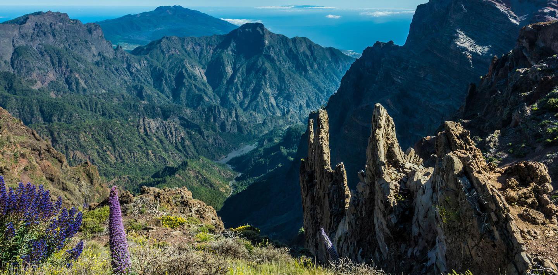 La Palma: Geführte Wanderung - Grünes Juwel zwischen.