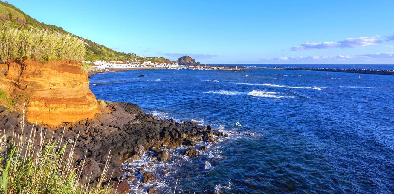 """Wandern auf der Azoreninsel Pico - auch """"Ilha Negra"""", schwarze Insel, genannt"""