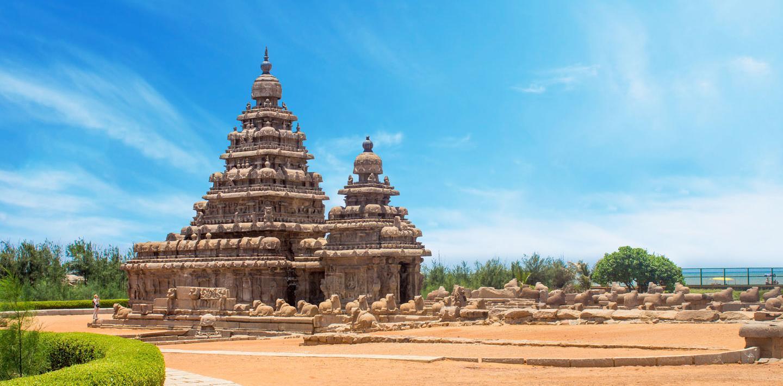 Exotik Südindien - Tempel, Tee und Natur pur - geführte Gruppenwanderreise