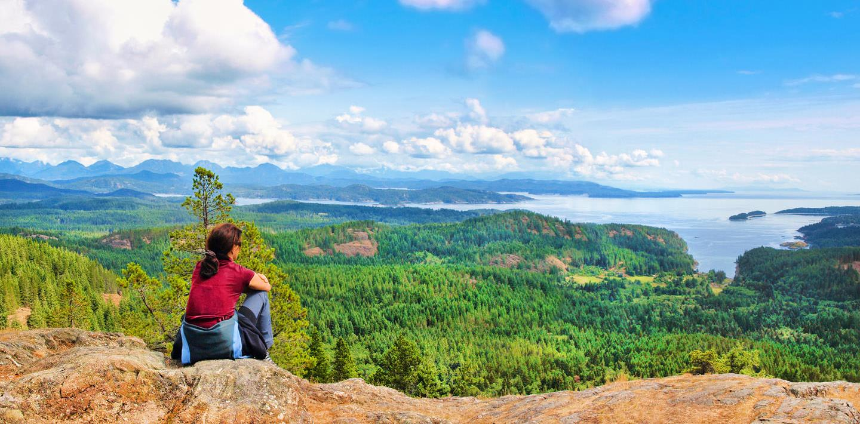 Geführte Gruppenwanderreise: Kanada go wild