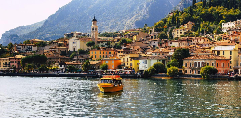Geführte Gruppenwanderreise - Gardasee La Dolce Vita
