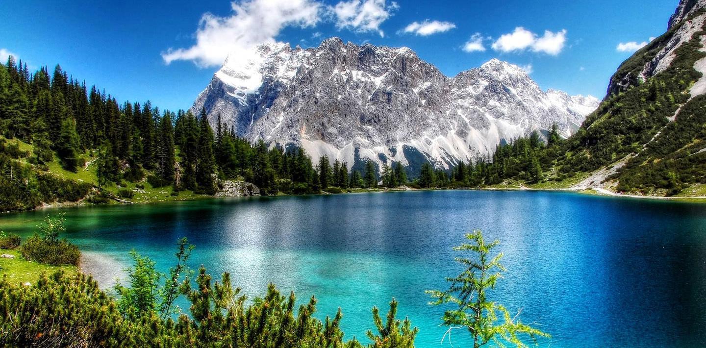 Alpenüberquerung von Oberstdorf zur Zugspitze - geführte Bergwanderung