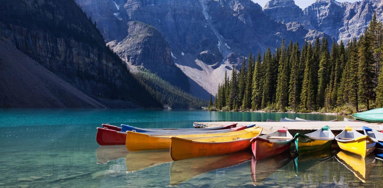 Geführte Gruppenwanderreise: Kanada Nationalparks mit Hotelüberachtungen