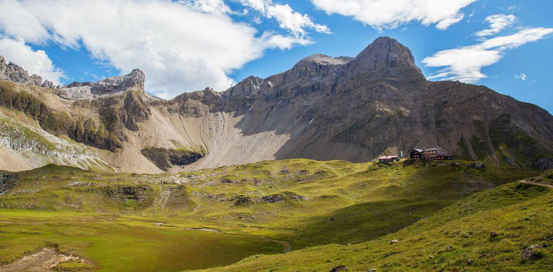 Alpenüberquerung E5 EXCLUSIV - geführte Bergwanderung