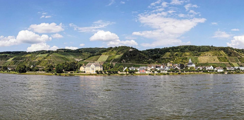 Wandern auf dem Rhein-Burgen-Weg in 8 Tagen