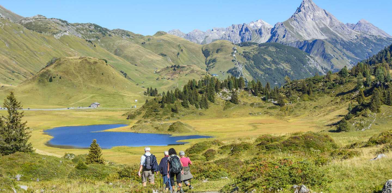 Wandern auf dem Lechweg - Von Voralrberg nach Füssen im Allgäu