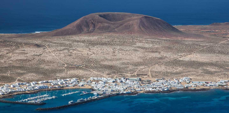 Lanzarote: Individuelle Inseldurchquerung von West nach Ost ohne Gepäck